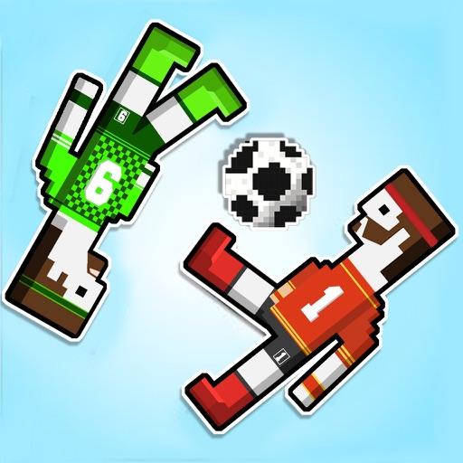 Soccer Ragdoll 2 Player Physics Games