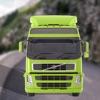 Mountain Truck Cargo Driver 3D