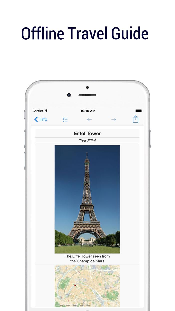 Offline Maps Lite Screenshot