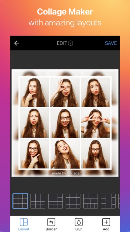 Collager - Photo Collage Maker