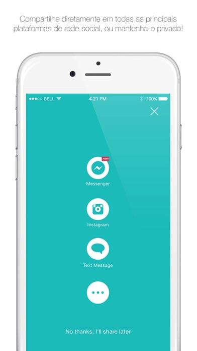 Screenshot for Lomotif - Editor de vídeo in Portugal App Store