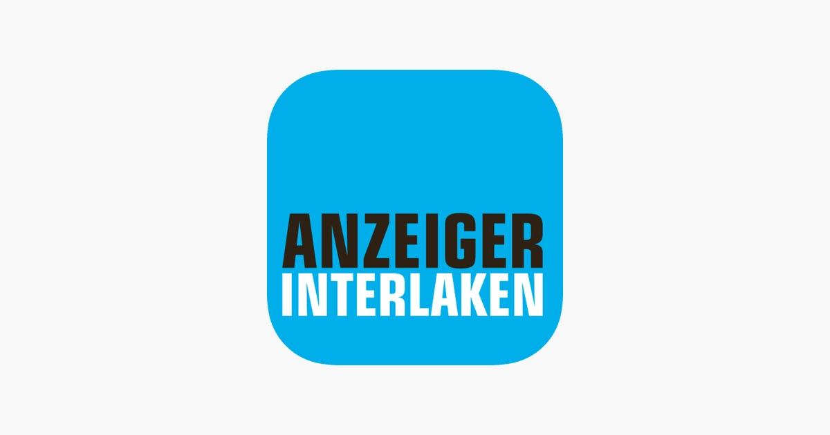 Anzeiger Interlaken im App Store