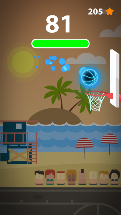 Tap Dunk - Basketball screenshot 4
