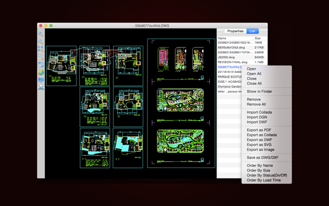 ‎DWG Lab - View & Convert DWG and DXF Files (3D)
