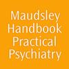 Maudsley HB Prac Psychiatry 6E