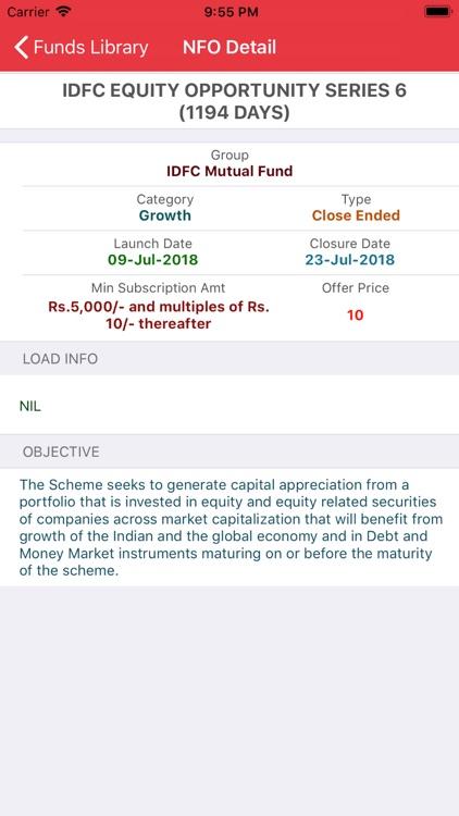 Moneysage Lite screenshot-4