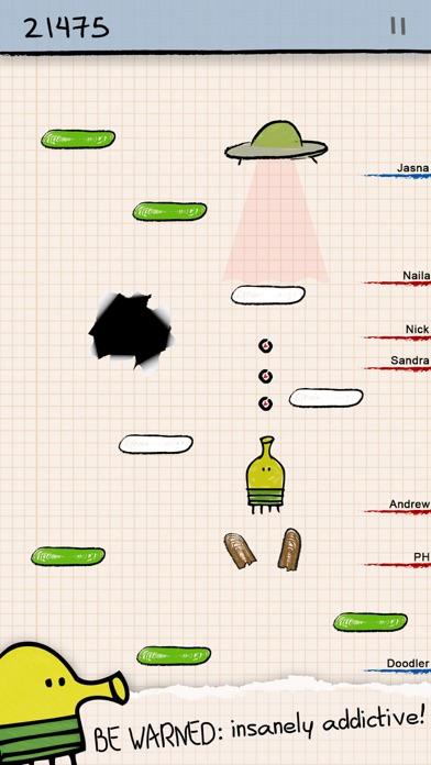 Doodle Jump screenshot 1