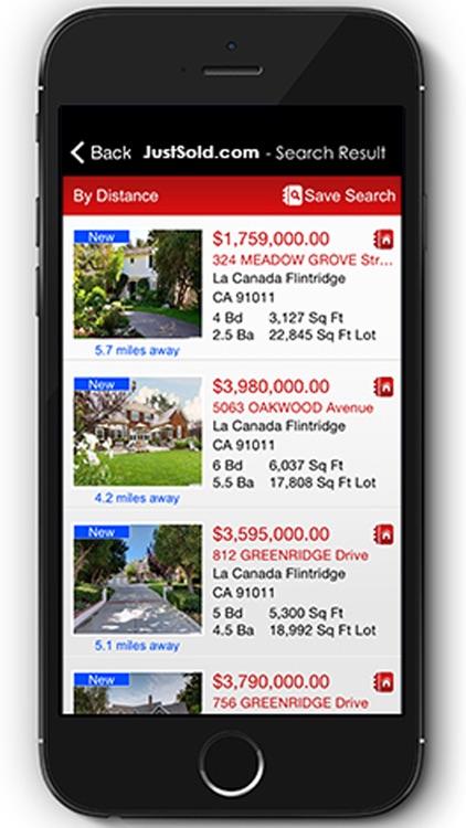 JustSold.com Real Estate screenshot-3