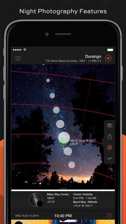 Sun Surveyor - Sun & Moon Visualization Tool screenshot-3