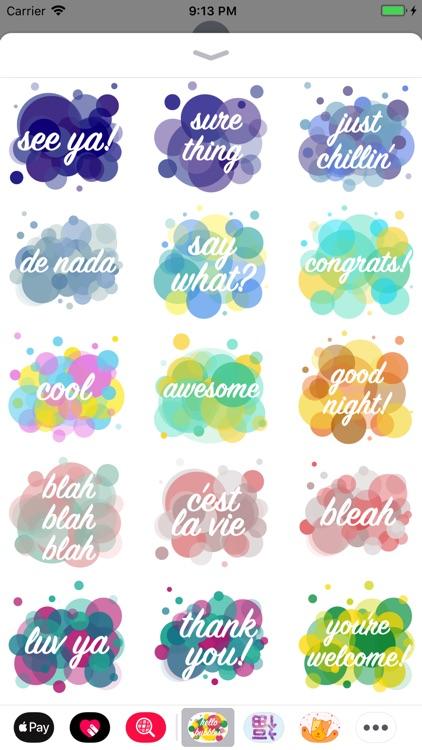 hello bubbles screenshot-3
