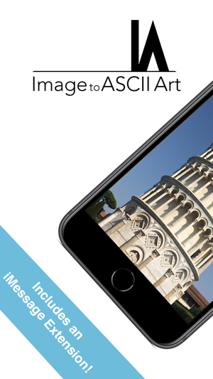 Image to ASCII Art on the App Store