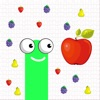 Snake Painter - Draw a movable snake to eat fruits