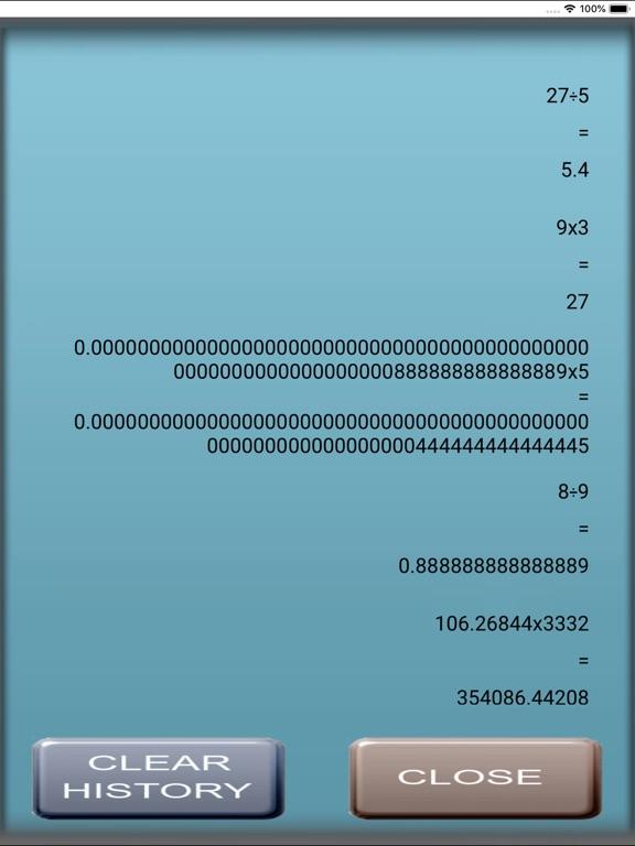Plus Calculator screenshot 6