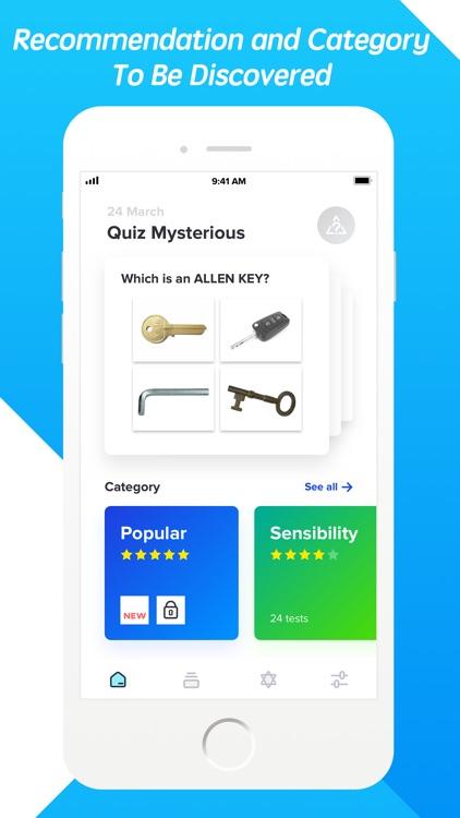 Quiz Mysterious