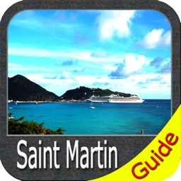 Saint Martin - GPS Map Navigator