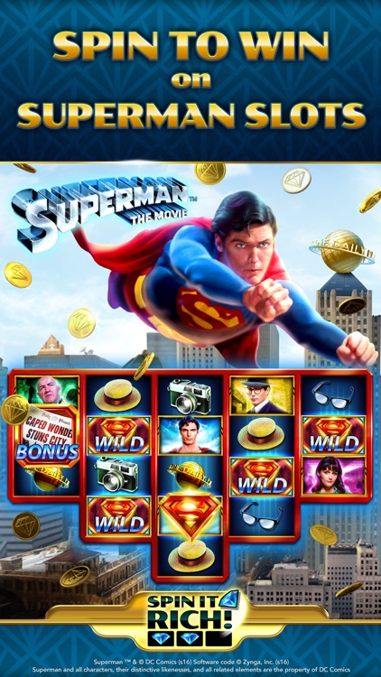 Spin It Rich! Casino Slots