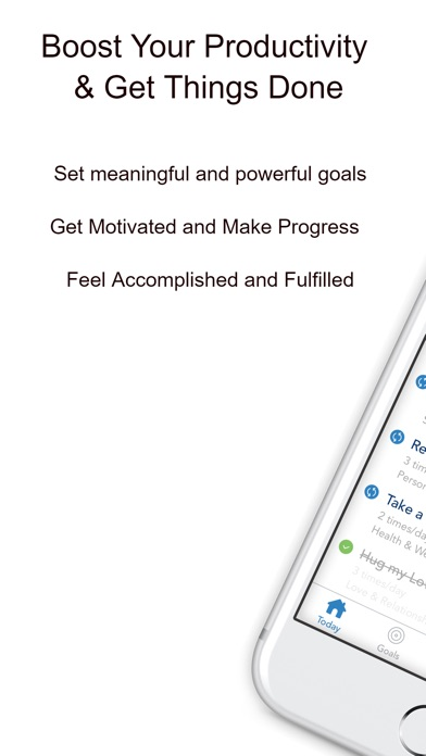 Productivity - Daily Planner