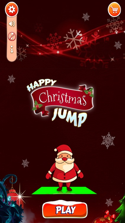 Santa Jump Shot screenshot-0
