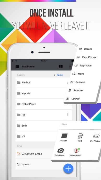 File Manager 2018 screenshot-0
