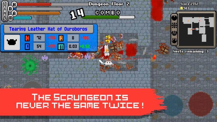 The Scrungeon Depths screenshot-0