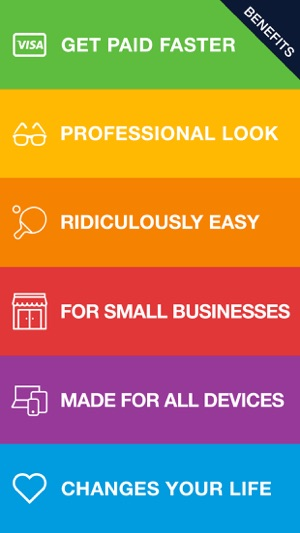 invoice quote maker billdu on the app store