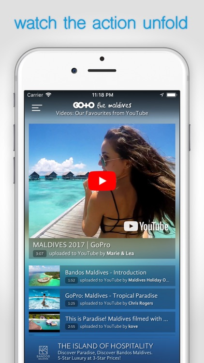 Maldives Islands Travel Guide screenshot-4