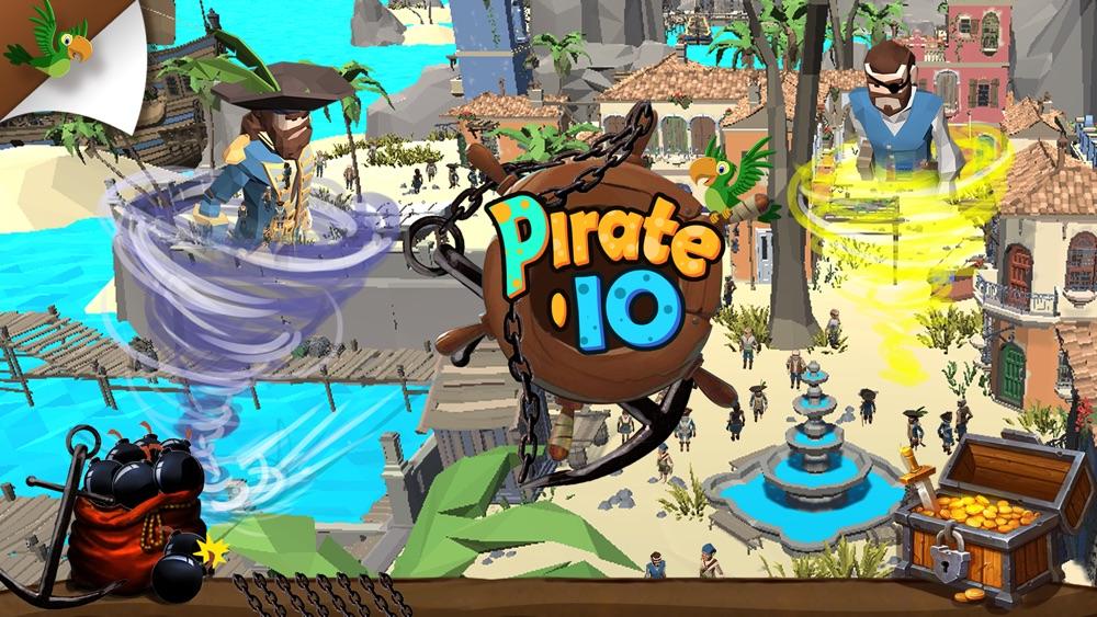 Pirate io Cheat Codes
