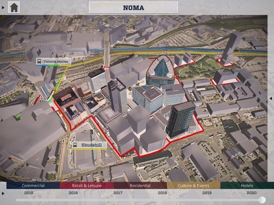 NOMA Digital Blueprint screenshot two