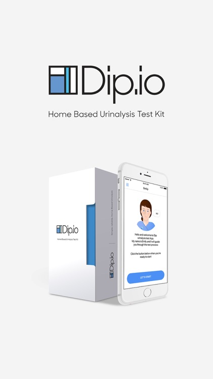 Home Based Urine Test Dip io by Healthy io LTD