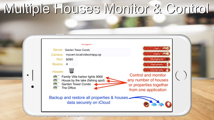 HOS Smart Home IP Control screenshot-9