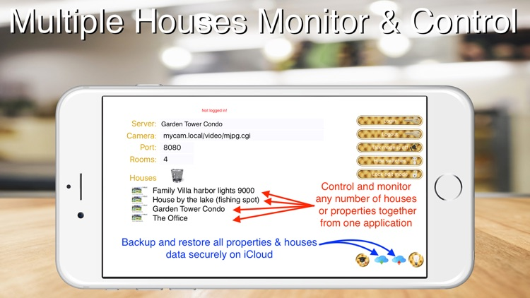 HOS Smart Home BACnet BMS screenshot-9
