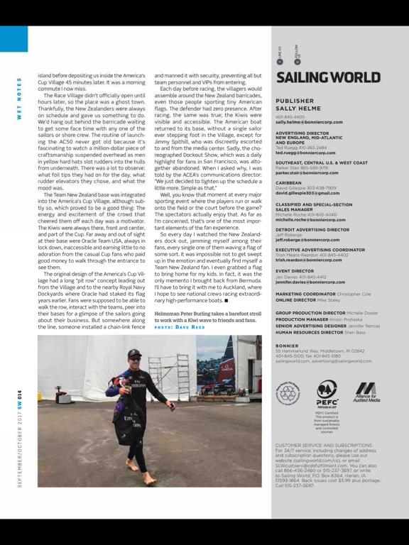 Sailing World screenshot 8