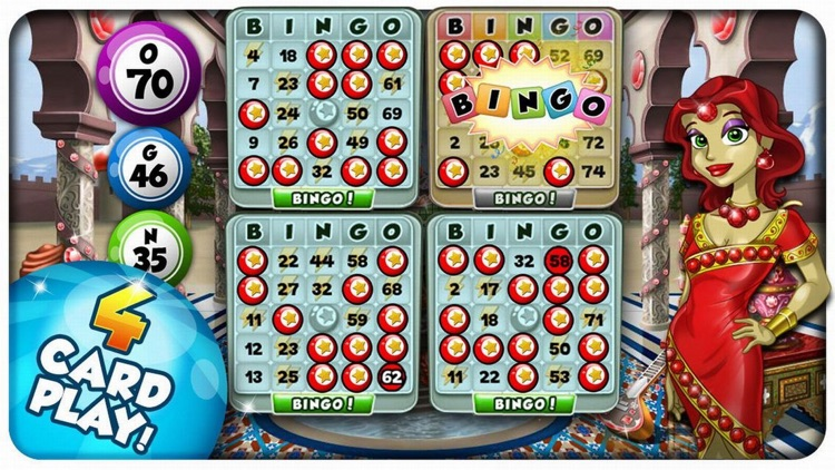 Bingo Blingo screenshot-3