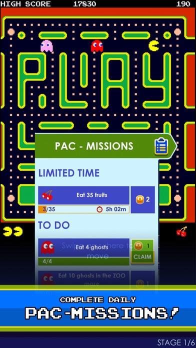 PAC-MAN screenshot three