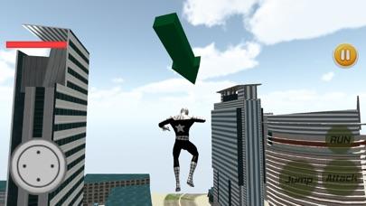 Super-Hero Mad City Stories: Fatal War Game Screenshot