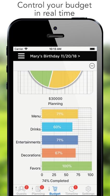 Pro Party Planner screenshot-7