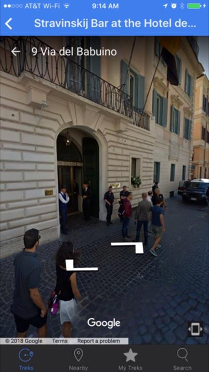 VR TreksInTheCity: Rome screenshot-7
