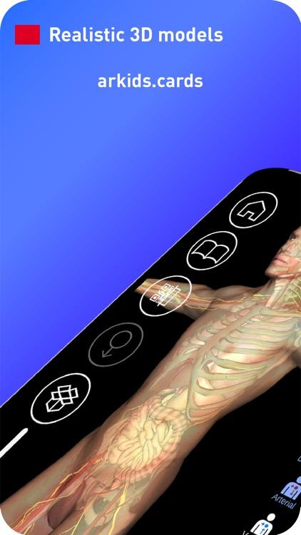 AR Anatomy 4D+ screenshot-0