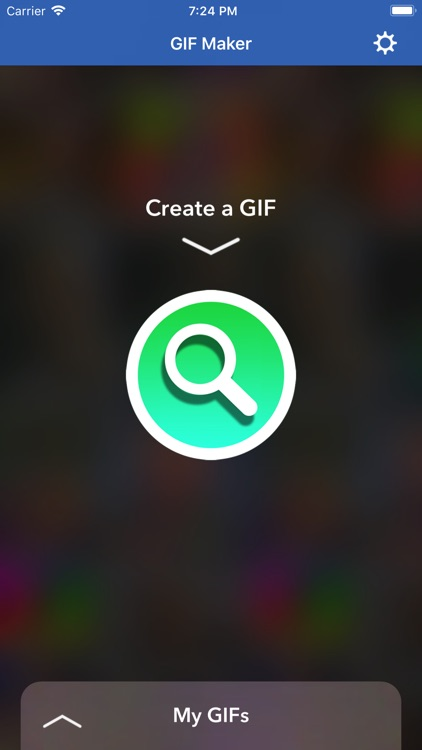 GIF Generater & Editor screenshot-0