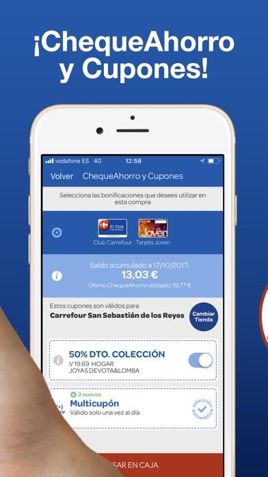 download Mi Carrefour: Cupones & Ahorro apps 3