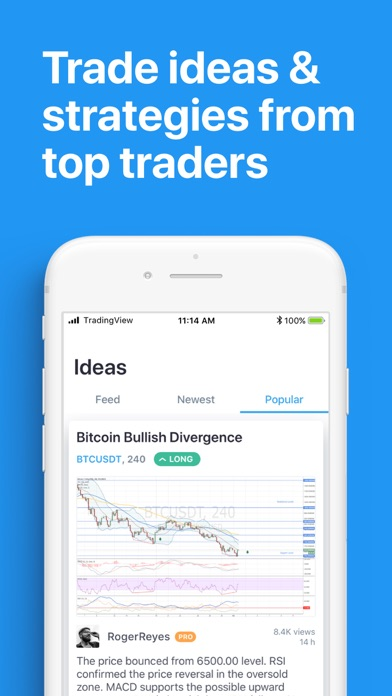 Download TradingView for Pc