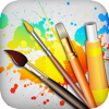 Drawing Desk: Draw & Paint Art