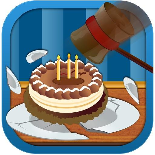 Plate or Cake Smash Game