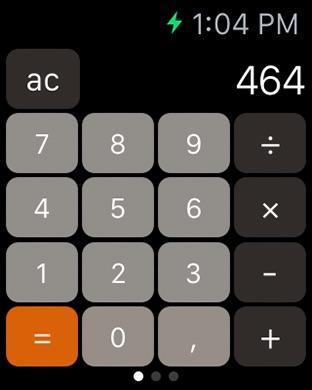 Screenshot #11 for The Calculator