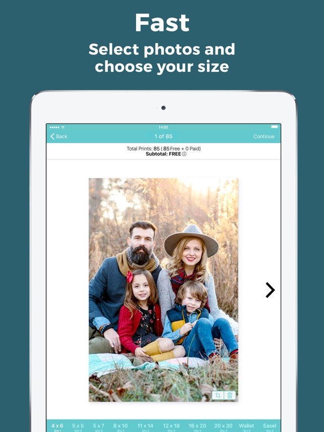 Freeprints Photos Delivered On The App Store