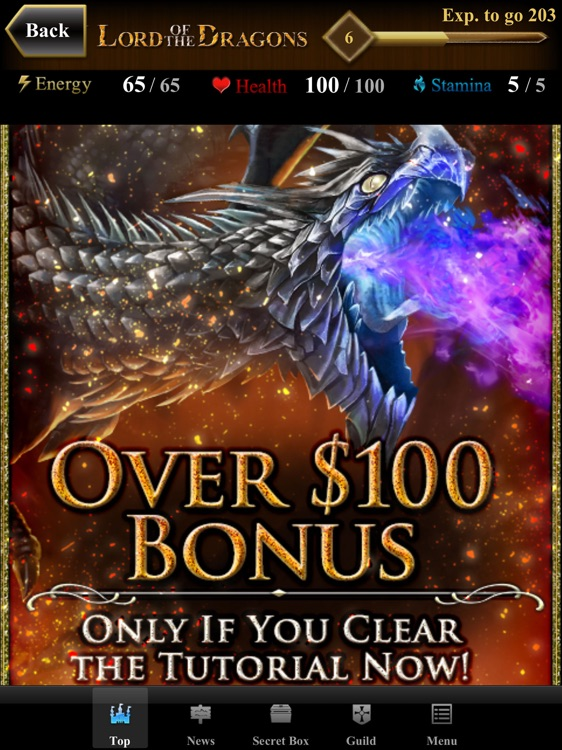 Lord of the Dragons HD screenshot-4