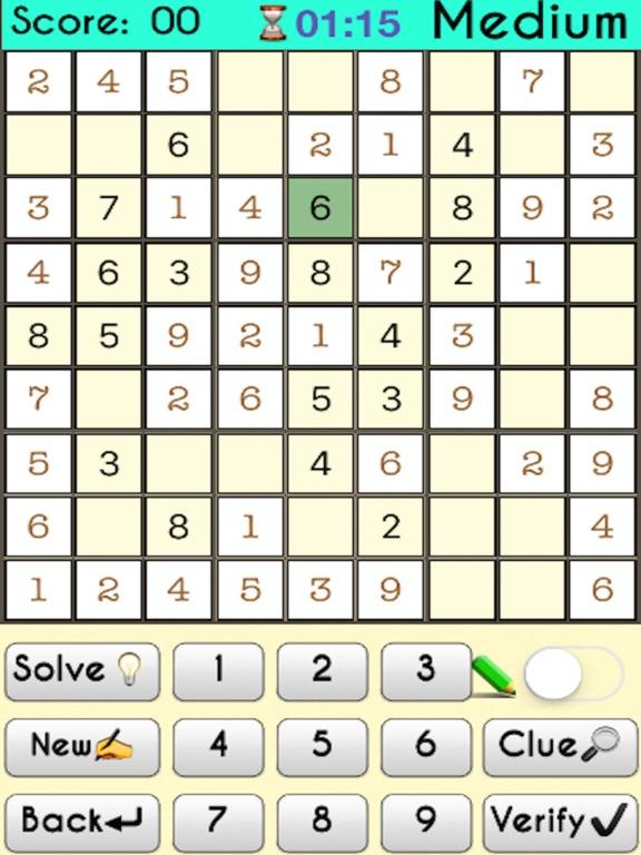 Sudoku 2 - Premium screenshot 7