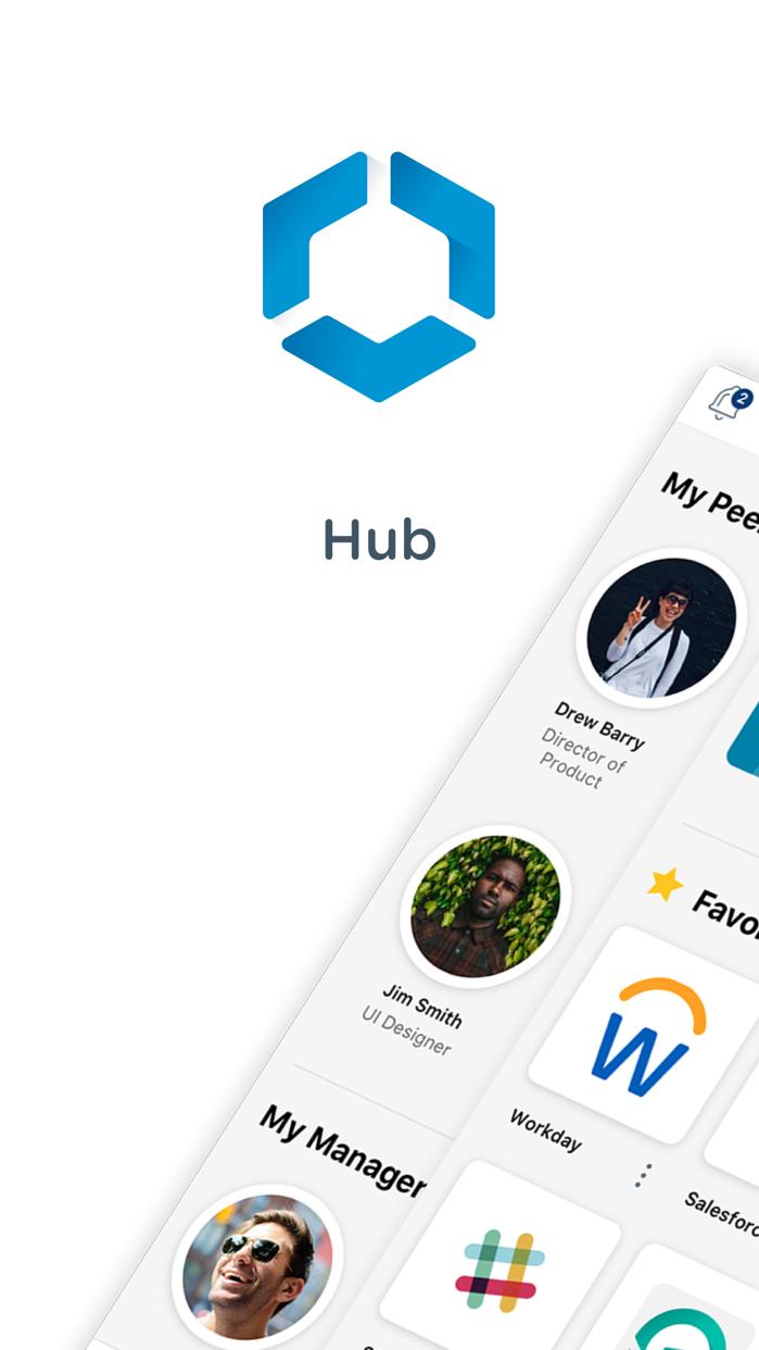 Intelligent Hub Screenshot