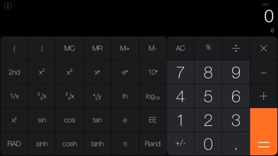 Screenshot #8 for Calculator iRocks