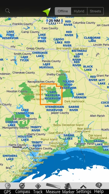 Sam Rayburn RSVR & Angelina NF screenshot-4